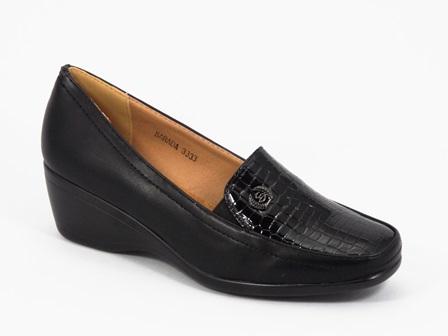 Pantofi dama negri Blinka