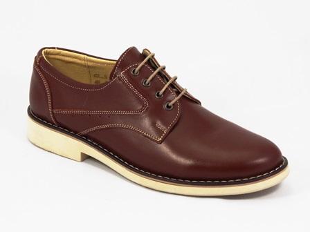 Pantofi barbati piele maro Viktor