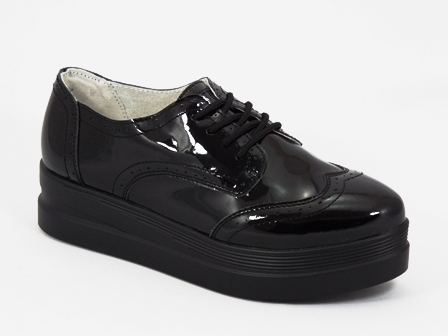 Pantofi dama negri lac Enya