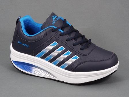 Adidasi dama albastri fitness Alyna