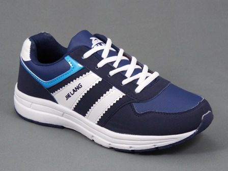 Adidasi barbati bleu Kilion