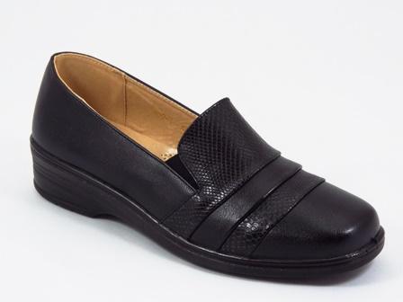 Pantofi dama negri Valentina
