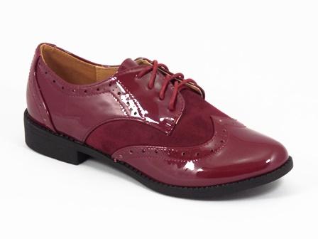 Pantofi dama visinii lac Lore