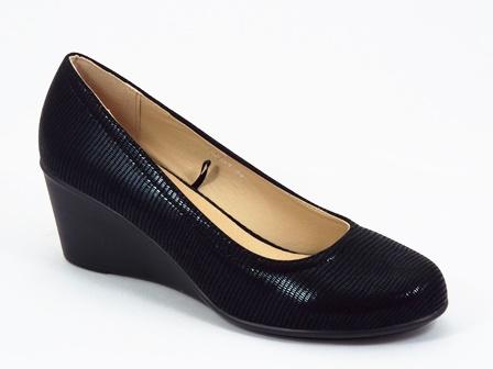 Pantofi dama negri Sorynna