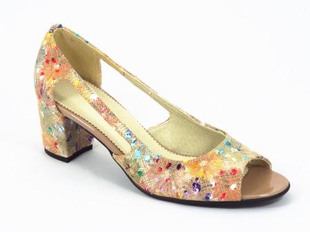 Sandale dama piele bej Doyna
