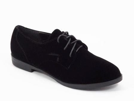 Pantofi dama negri Fyore