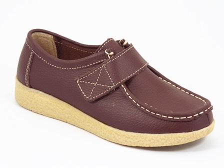 Pantofi dama piele maro Zyta