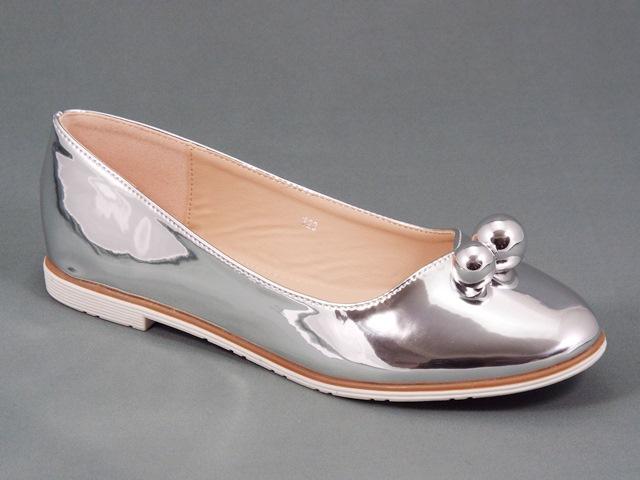 Balerini dama argintii Anita