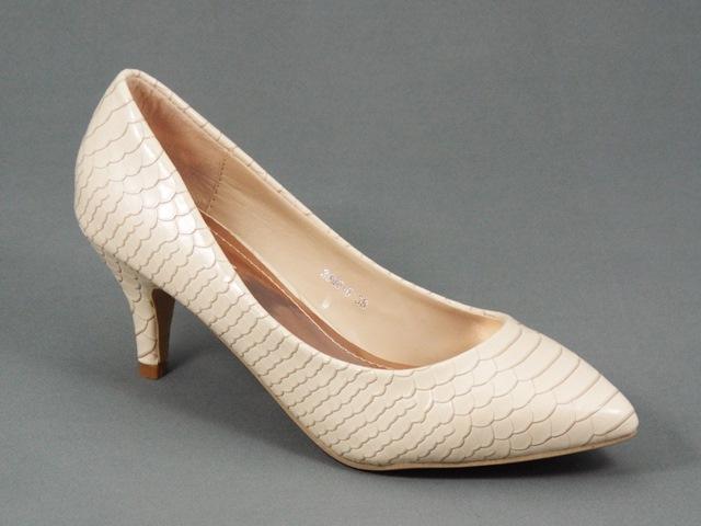 Pantofi dama bej Larysa