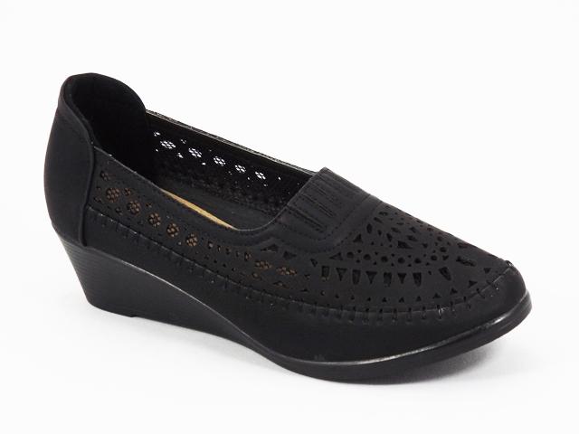 Pantofi dama negri Adelle