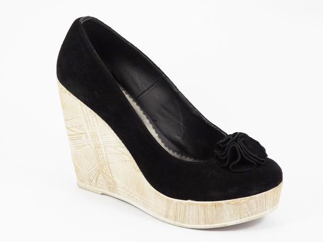 Pantofi dama piele negri Alina