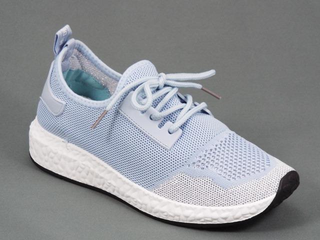 Adidasi dama bleu Federyka