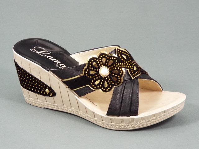 Papuci dama negri Amna