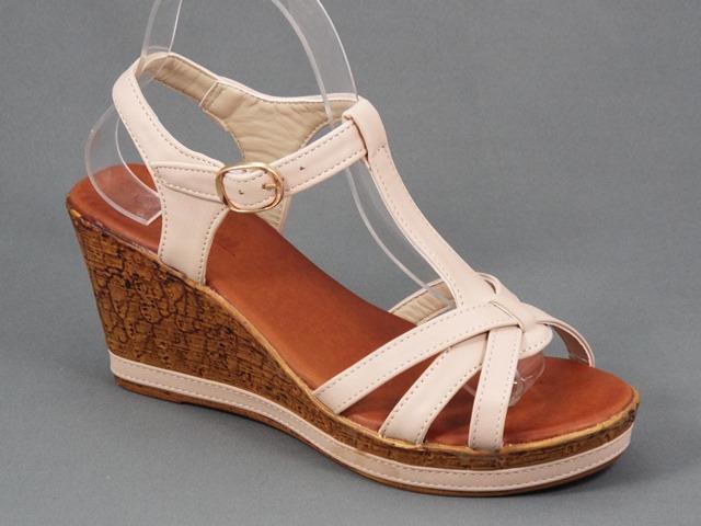 Sandale dama bej Onda