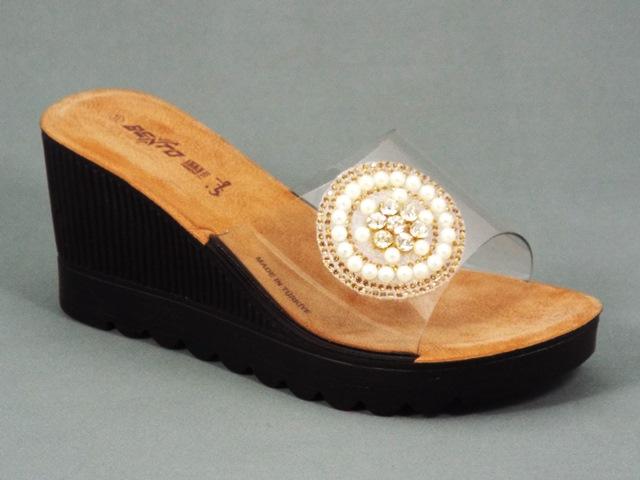 Papuci dama negri Alina
