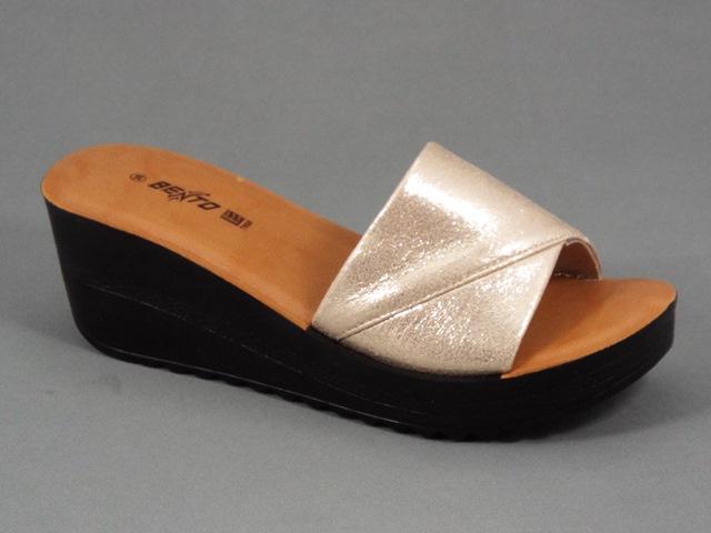 Papuci dama aurii Ioana