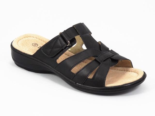 Papuci dama negri Annete