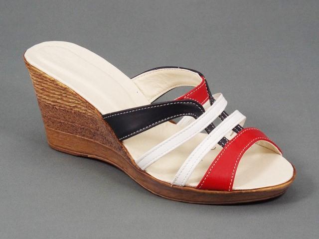 Papuci dama piele Serina