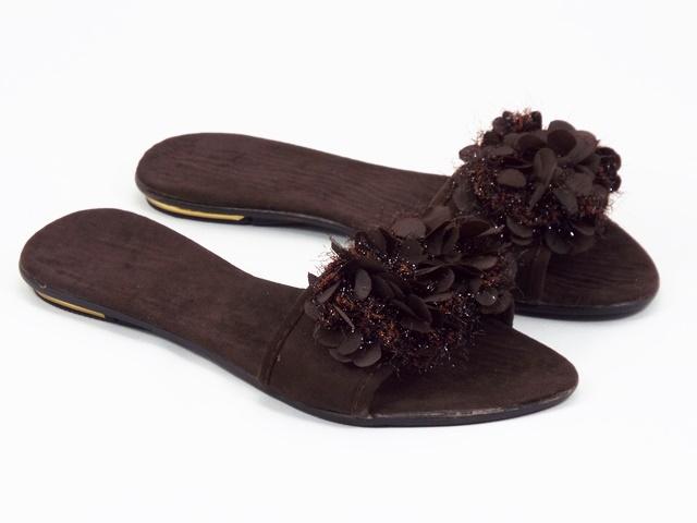 Papuci dama maro Paula
