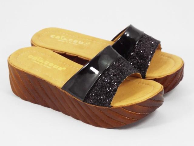 Papuci dama negri Sanda