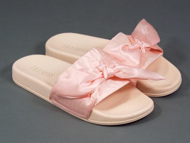 Papuci dama roz Greta