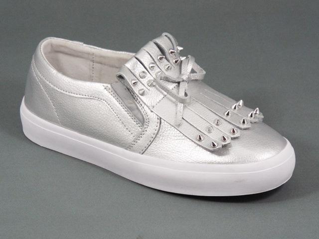 Pantofi dama argintii sport Colina