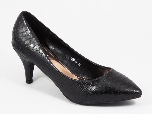 Pantofi dama negri Dalyna