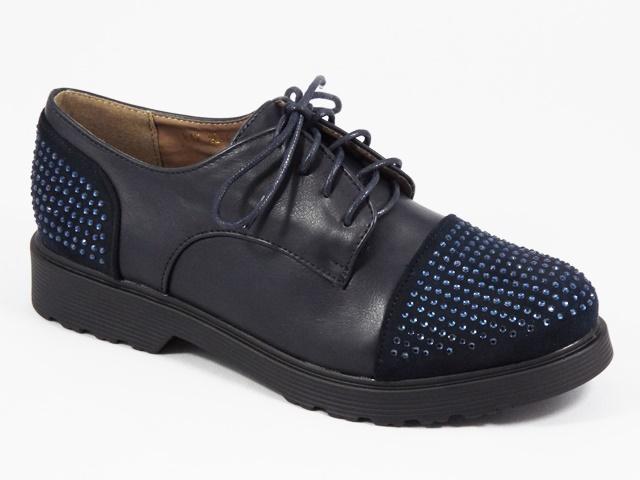 Pantofi dama bleumarin Vera