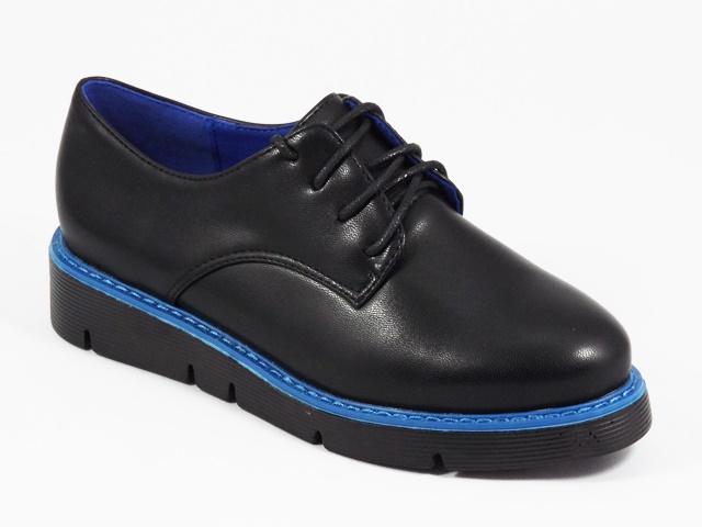 Pantofi dama negri Colina
