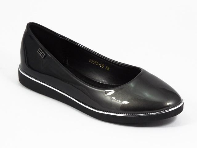 Pantofi dama negri Alyna