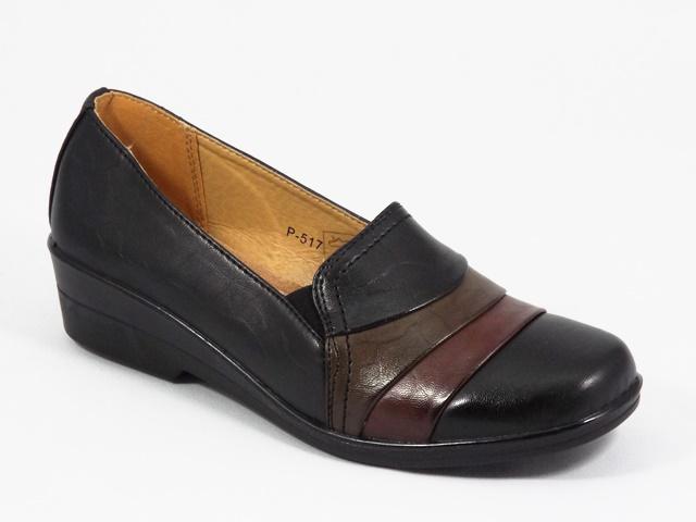 Pantofi dama negri Zena