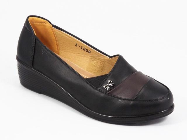 Pantofi dama negri Vela