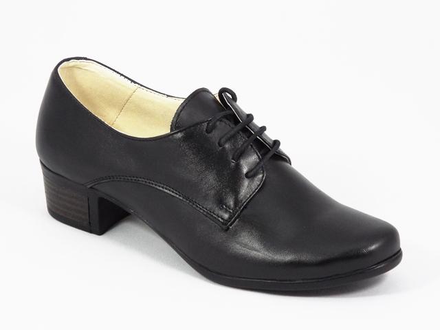 Pantofi dama piele negri Ramona