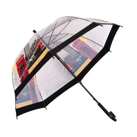 Umbrela dama transparenta BIGBEN