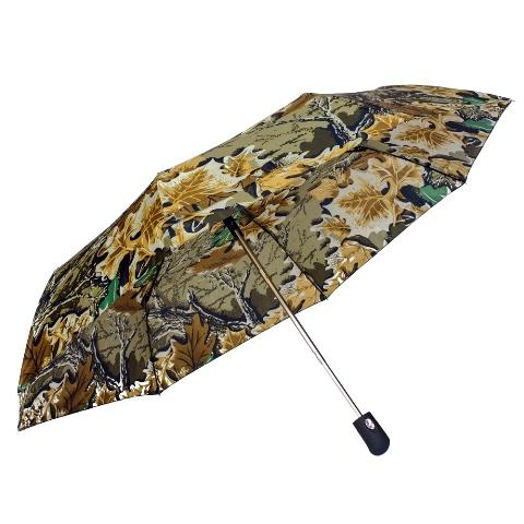 Umbrela dama automata maro cu verde Sina