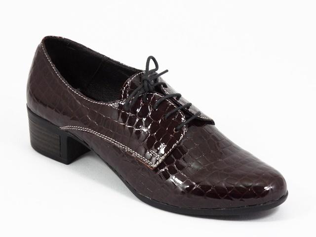 Pantofi dama piele maro Florina