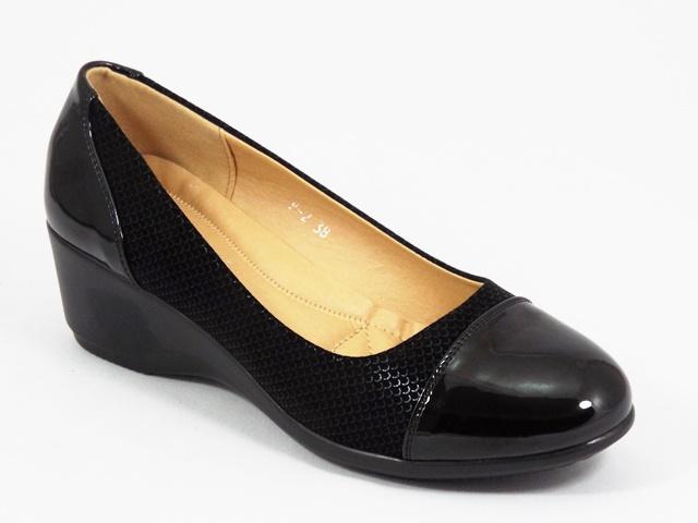 Pantofi dama negri Lone