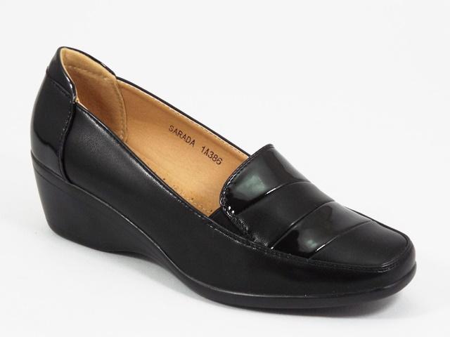 Pantofi dama negri Doina
