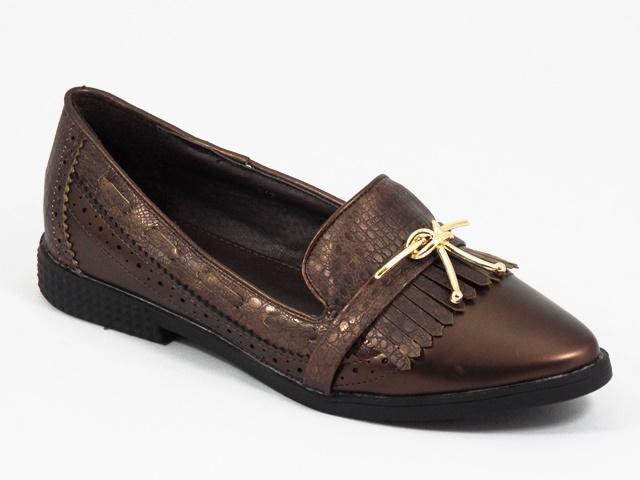Pantofi dama maro Zina