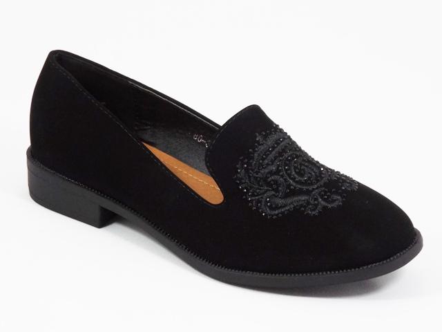 Pantofi dama negri Egreta