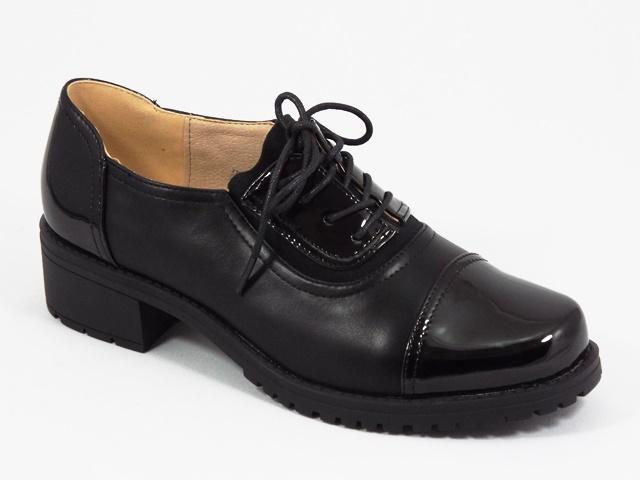 Pantofi dama negri Aneta