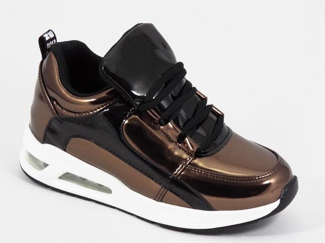 Pantofi dama aurii Dona