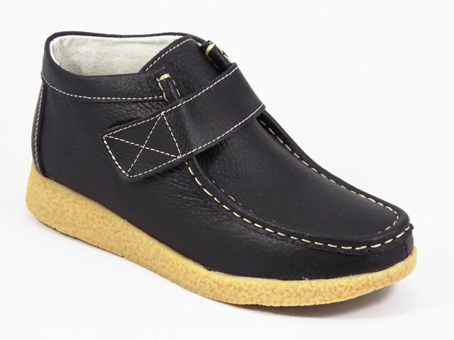 Pantofi dama piele negri Zyta2