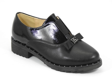 Pantofi dama negri Nina
