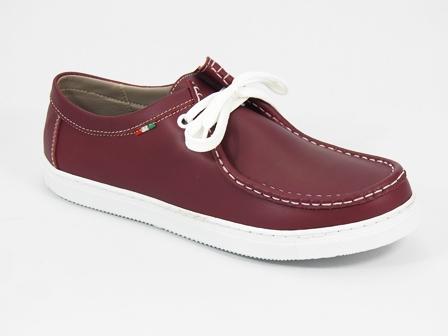 Pantofi dama piele rosii Andreea