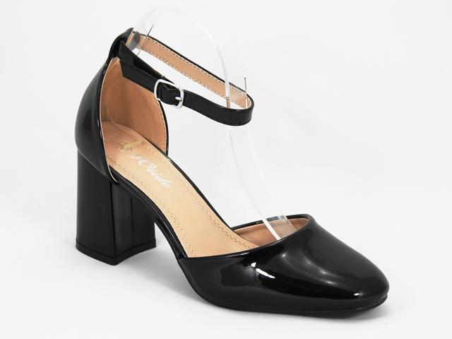 Pantofi dama negri Adeline