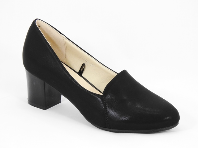 Pantofi dama negri Reta