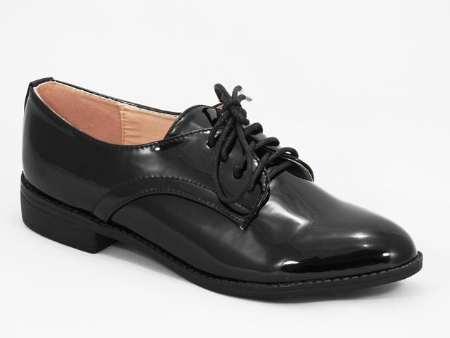Pantofi dama negri Erike