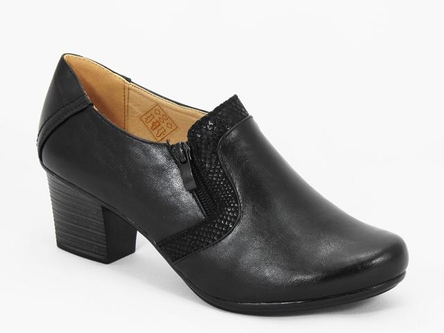Pantofi dama negri Ilona