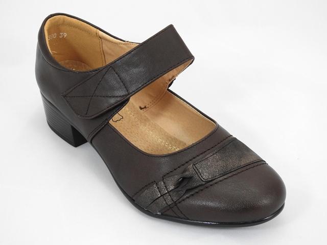 Pantofi dama maro Luminita